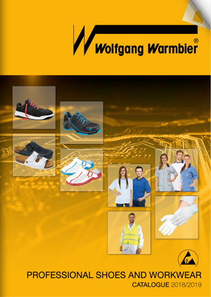 Warmbier catalogue workwear 2018/2019