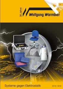 Wolfgang Warmbier Katalog 2018-2019