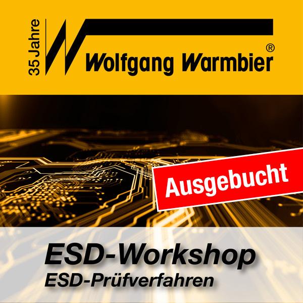 Workshop ausgebucht