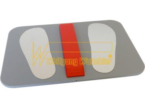 Trennsteg Schuhwerkelektrode für PGT®120/PGT®120.COM / separation bar footwear electrode PGT®120/PGT®120.COM