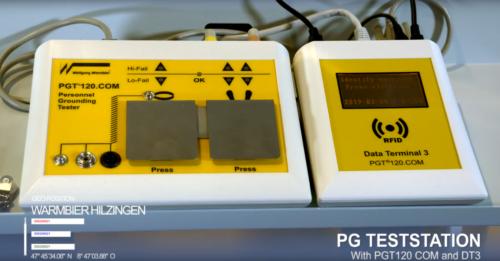 New Video: PG Teststation DT3