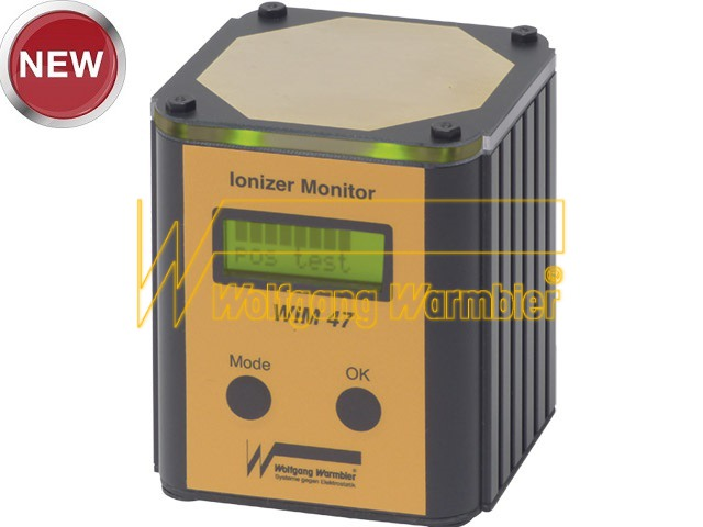 WIM 47 – Ionizer Monitor