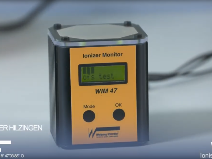 Neues Video: WIM 47 – Ionizer Monitor