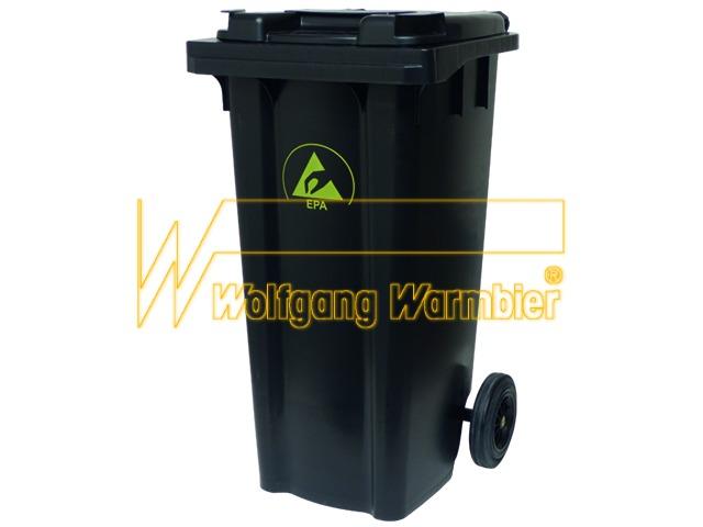 ESD-Wertstofftonne, 120 Liter