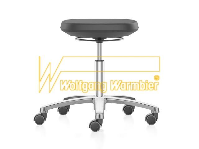 ESD Labsit stool cleanroom class 3