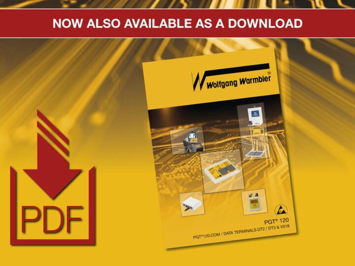 PGT®120.COM / DATA TERMINALS brochure –  Now also available as a download